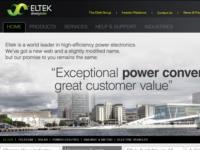 Eltek ASA: ORDINÆR GENERALFORSAMLING 15. MAI 2012
