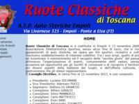 TESSERAMENTO A RUOTE CLASSICHE DI TOSCANA