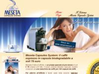 E-commerce e caffè espresso in capsula biodegradabile