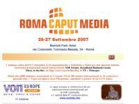 Roma caput media. Per chi e' stanco dei vecchi saloni nostrani, la svolta parte dalla capitale