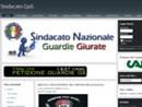 Il Sindacato Nazionale Guardie Giurate Brescia chiede incontro a Prefetto e Questore