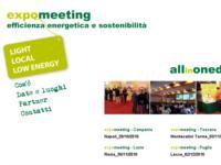 EXPOMEETING LAZIO: l'attesissimo appuntamento con efficienza energetica e sostenibilità sbarca a Roma