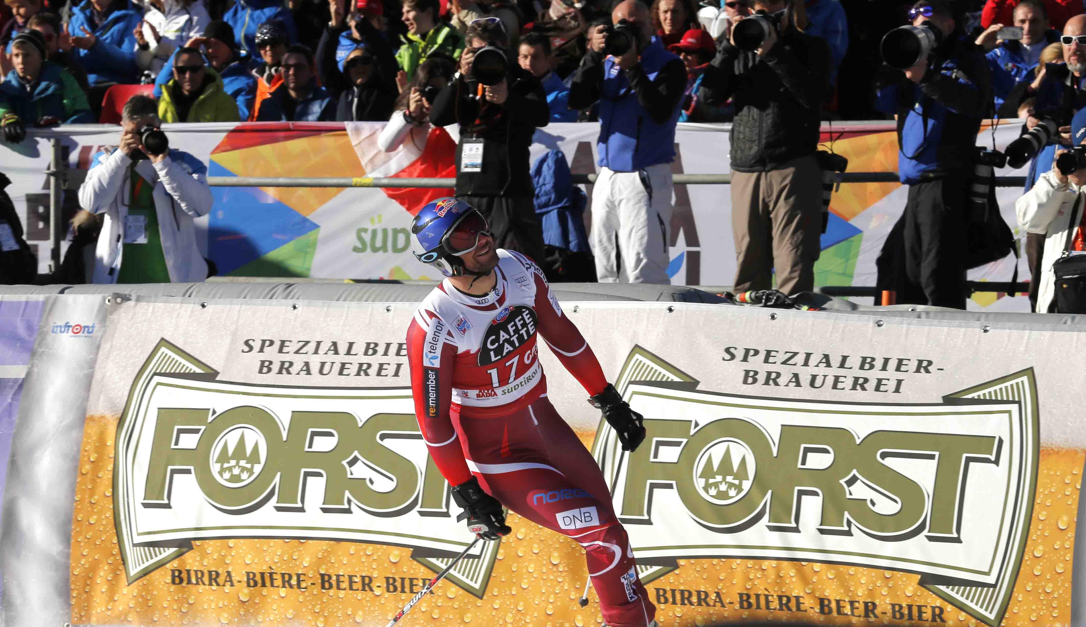 Birra FORST da sempre a sostegno dello sport