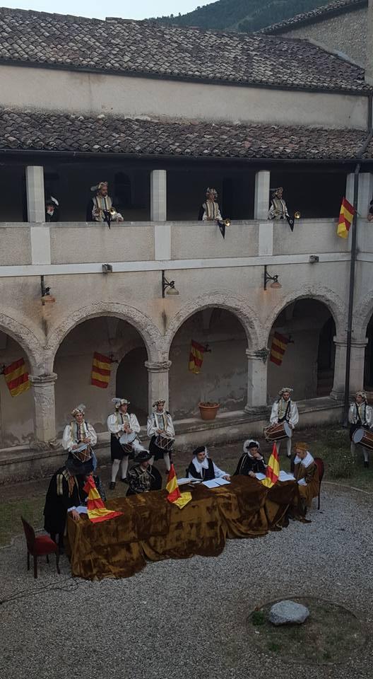 Morano Calabro (Cs) - Cala il sipario sulla Festa della Bandiera