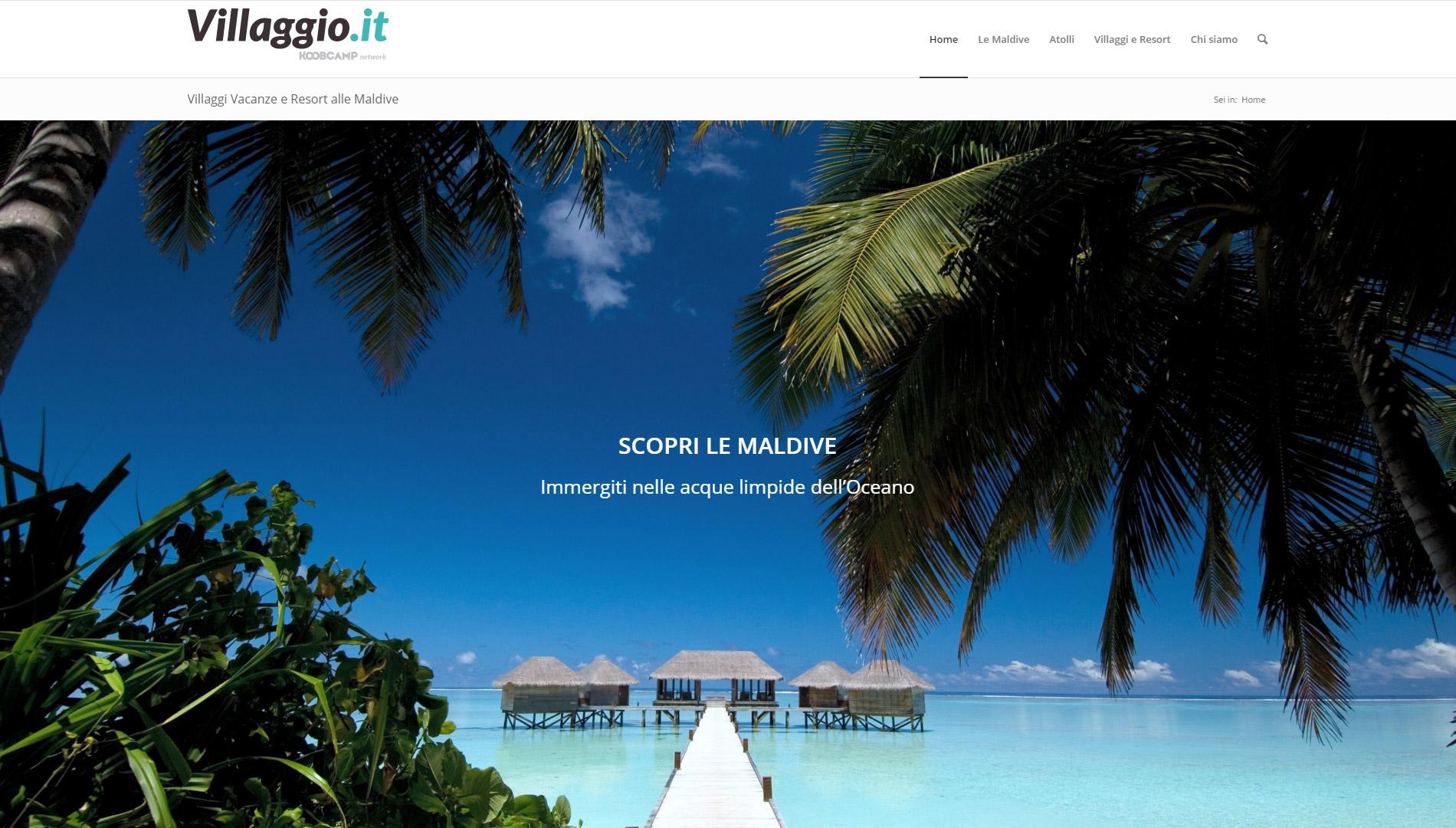 Viaggi alle Maldive: l'identikit di chi si informa online prima di partire