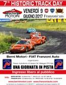 7° Historic Track Day 9 Giugno 2017 Varano De' Melegari (PR)