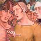 Siena, Santa Maria della Scala: Ambrogio Lorenzetti