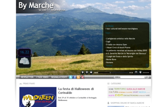 La Web Tv delle Marche vince l'Interactive Key Award 2010