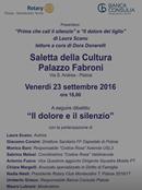 Laura Scanu presenta i suoi libri a Pistoia il 23 settembre alle 18:00