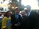Il Gruppo Cosentino vincitore del Kitchen & Bath Association (NKBA) president's Award negli Stati Uniti