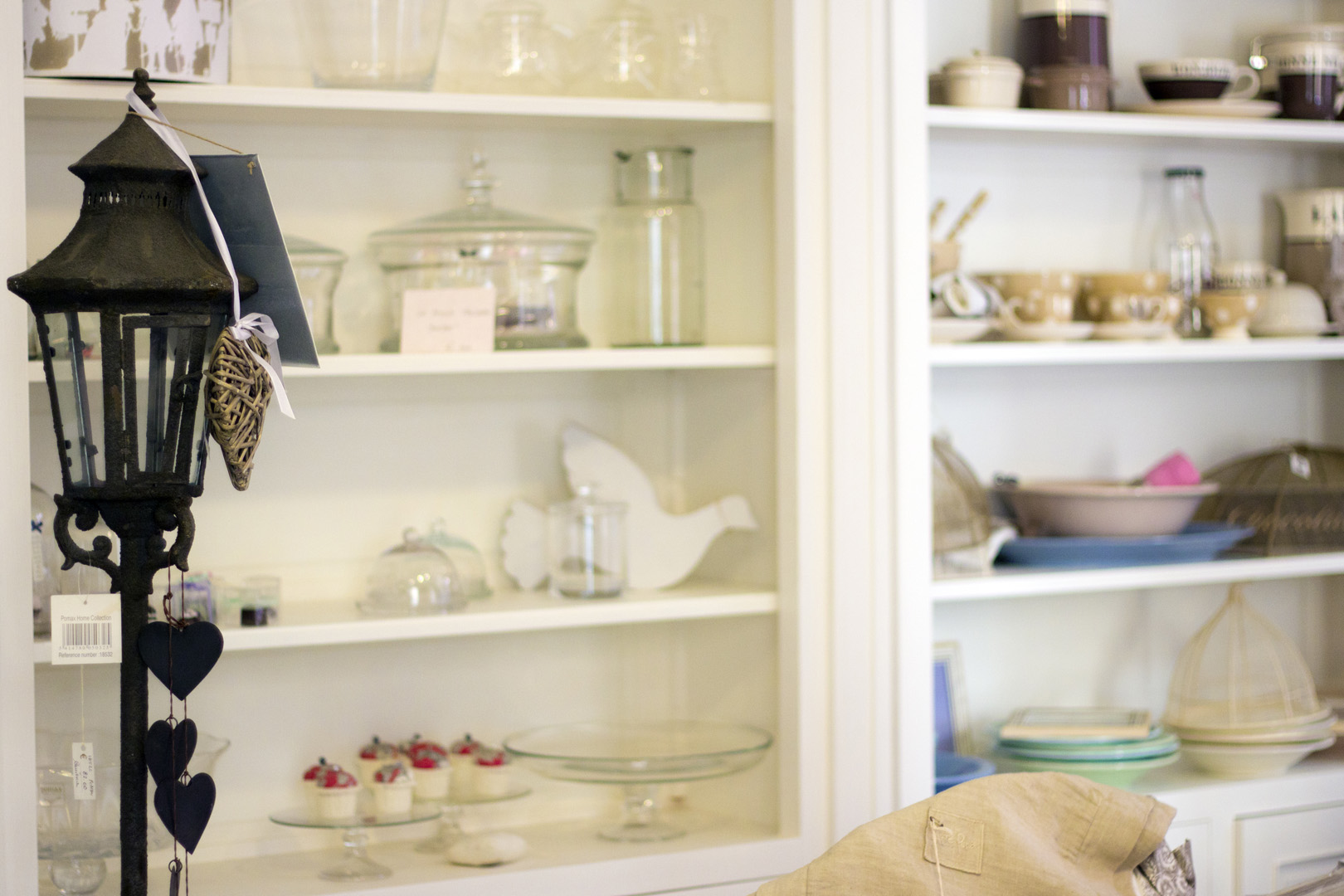 Arredamento Provenzale: un nuovo negozio On-Line per arredi, oggettistica, idee regalo, bomboniere