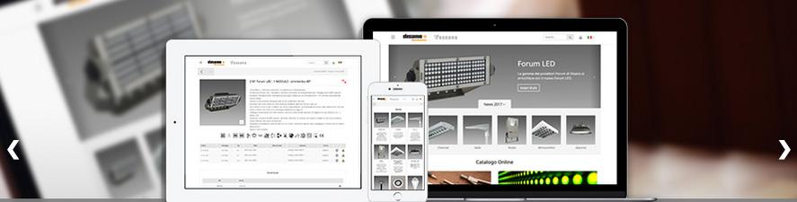 Il nuovo catalogo online della Disano Illuminazione. La soluzione smart per trovare tutto il meglio della tecnologia della luce.