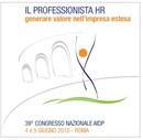 Data Management S.p.A sponsor del 39° Congresso Nazionale AIDP