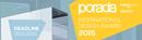 PORADA INTERNATIONAL DESIGN AWARD 2015: Definita la giuria internazionale che sceglierà i vincitori del concorso