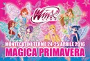 La magia delle Winx ti aspetta a Montecatini Terme