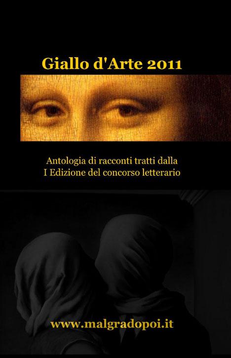 Esce Giallo d'Arte 2011, antologia di racconti brevi