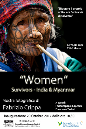 Women Survivors– India & Myanmar