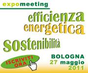 Edilizia sostenibile - un meeting dedicato all'efficienza energetica