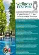 Il 3 e 4 settembre a Caramanico Terme The Wellness Festival