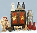 Asta di Arte Orientale, Oggetti del XIX e XX secolo