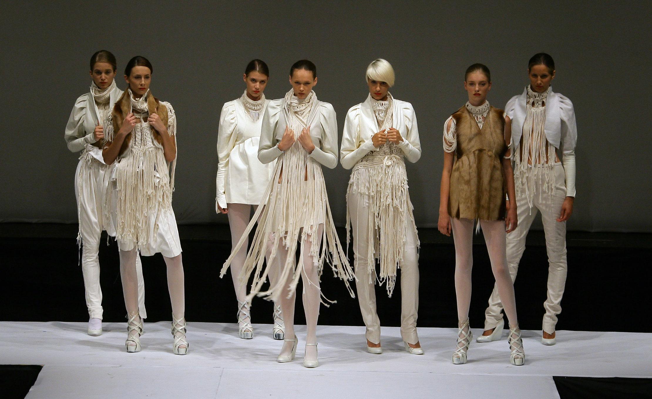 Polimoda Fashion Show 2009 premia i nuovi talenti