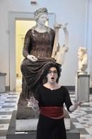 In...Canto al Museo Archeologico Nazionale di Napoli