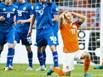 Serataccia orange: vince lIslanda, Olanda in 10 e senza Robben