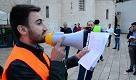 Contro le Sentinelle in piedi, protesta colorata a Bari - La Repubblica