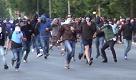 Derby Lazio-Roma, scontri tra forze ordine e tifosi nel dopo gara - La Repubblica