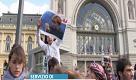 Budapest, la lunga marcia dei migranti: I treni non partono? In Austria a piedi - La Repubblica