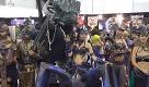 Romics, si scatena il carnevale dei cosplay - La Repubblica