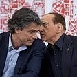 Berlusconi: Centrodestra diviso solo a Roma. Per Renzi comunali saranno primo avviso