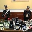 Tesoro dei narcos trovato  a Napoli: diamanti e lingotti per 2 milioni